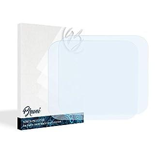 Bruni Schutzfolie für GoPro Hero6 Black (Lens Protection) Folie - 2 x glasklare Displayschutzfolie