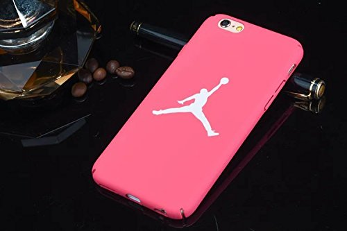 OB4me Air Jordan Cover for iPhone 7 Plus- PINK -