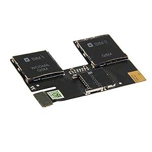 Ersatzteile, iPartsBuy SIM-Kartenleser Kontakt Flexkabel für HTC Desire 500