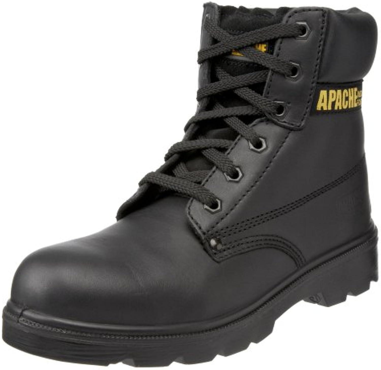 Sterling Safetywear Apache  Herren SicherheitsstiefelSterling Safetywear 10 Sicherheitsstiefel schwarz Billig und erschwinglich Im Verkauf
