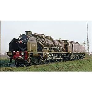 Roco - R62300 - Modélisme Ferroviaire - Locomotive Vapeur Pacifique 231E Version Musée HO