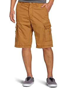O'Neill Lm Complex Men's Shorts Brown Waist Size 32 Inches