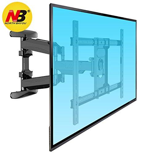 """El soporte giratorio de alta calidad para pantallas y televisores de LCD, LED, Plasma 114-178 cm (45"""" - 70"""") y hasta 45,5 kg ISO - L600"""