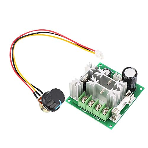 Mouchao New DC 6V-90V 15A DC Motor Speed Control PWM Switch Controller 1000W - Dc Motor Control Circuit