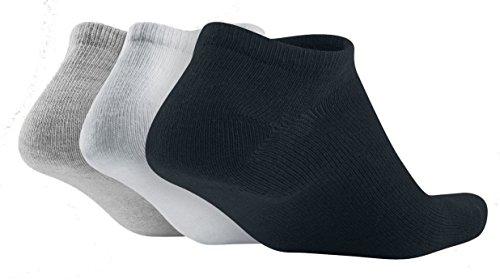 Nike SX2554 - Chaussettes - Lot de 3 - Mixte Adulte