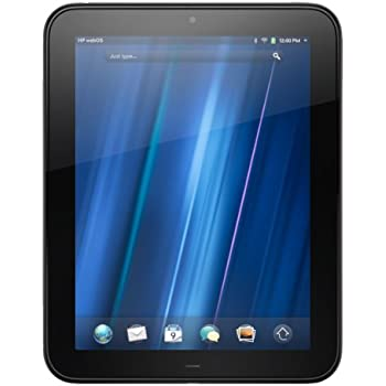 HP TouchPad 9.7 inch Tablet PC (16GB, Glossy Black) - UK Version