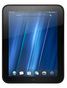 HP Touchpad 24,6 cm (9,7 Zoll) Tablet-PC (Qualcomm Snapdragron Dual-Core, Touchscreen, 1,2GHz, 1GB RAM, 16GB Flash-Speicher, WiFi, Webos 3.0)