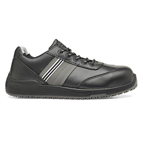 Parade - Zapatos de seguridad Holia 3804 - Hombre - Negro / Gris - 39 OWmFlr