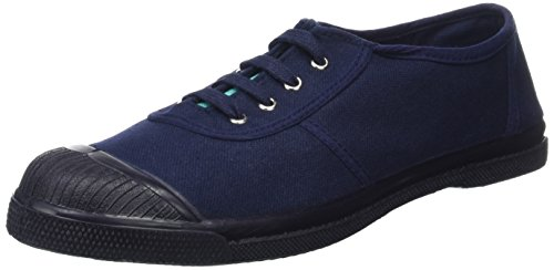 Bensimon Plain Old School, Scarpe da Ginnastica Donna Blu (Navy)