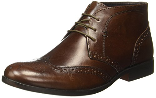 Red Tape Men's RTE0492 Brown Boots - 9 UK/India (43 EU)(RTE0492-9)