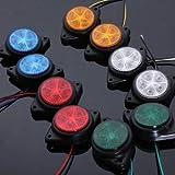 Spia LED di luci di posizione laterali per van camion rimorchio per auto, 12 V