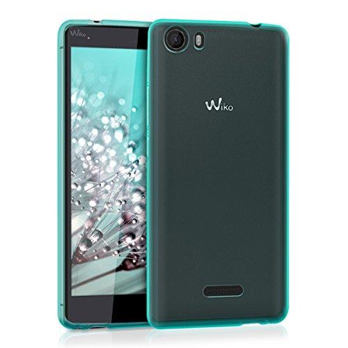kwmobile Wiko Fever 4G Hülle - Handyhülle für Wiko Fever 4G - Handy Case in Blau