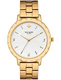 Kate Spade Analog White Dial Women's Watch-KSW1494