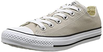 Converse Unisex Adults' Chck Taylor All Star Ox Trainers Size: 3.5