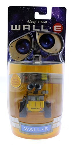 Image of Official Disney Pixar WALL-E 6cm Action Figure - Very Rare Mint in Packet