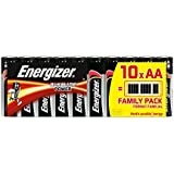 Energizer - Pile Alcaline - AA x 10 - (LR6)