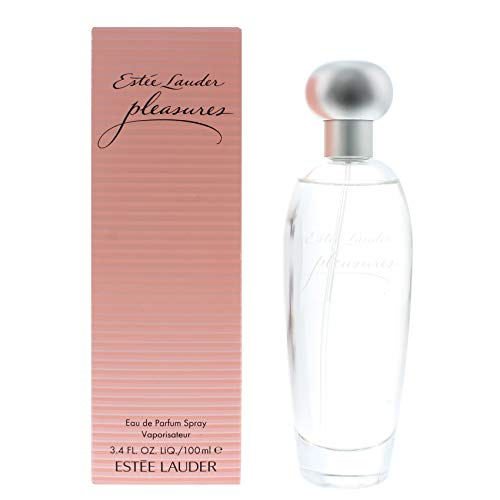 Estee Lauder Pleasures femme/woman, Eau de Parfum, Vaporisateur/Spray, 1er Pack (1 x 100 ml) -