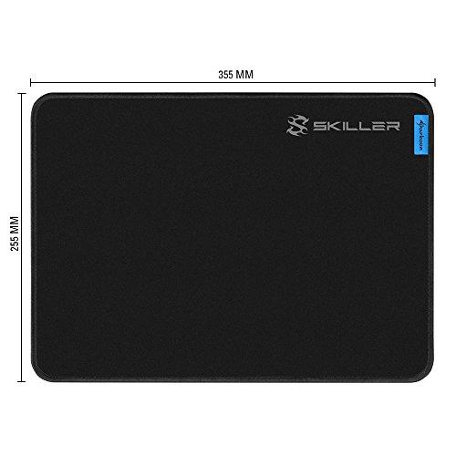 Sharkoon Skiller SGP1 L Gaming Mouse Mat schwarz