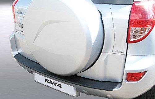 Preisvergleich Produktbild AFCP Schwarzer Passform Stoßstangen- und Ladekantenschutz für RAV 4 03 / 2006-2007XT3 XR4 XT5