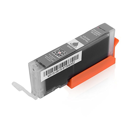 Preisvergleich Produktbild Logic-Seek CLI 571XL Tintenpatrone kompatibel zu Canon CLI571 XL für Canon Pixma M7750 MG7751 MG7752 MG7753 - 0335C001