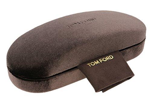 Tom Ford Lesebrillen Etui & Putztuch & Echtheitszertifikat in Geschenkbox