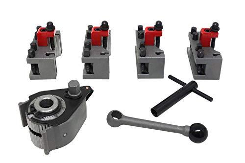 PAULIMOT Schnellwechsel-Stahlhalter-Set, System'Multifix', Größe Aa
