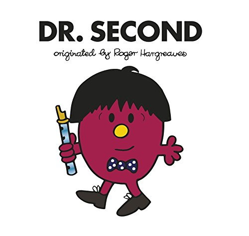 Doctor Who: Dr. Second (Roger Hargreaves) (Roger Hargreaves Doctor Who)
