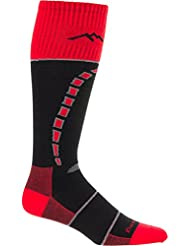 Darn Tough Vermont Herren Fang over-the-calf Ultraleichte Ski Socken