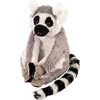 Wild Republic 10880 - Plüsch Lemur, 20 cm
