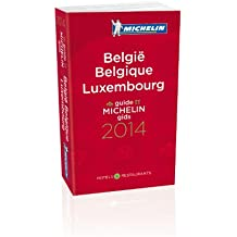 Guide MICHELIN Belgique Luxembourg 2014