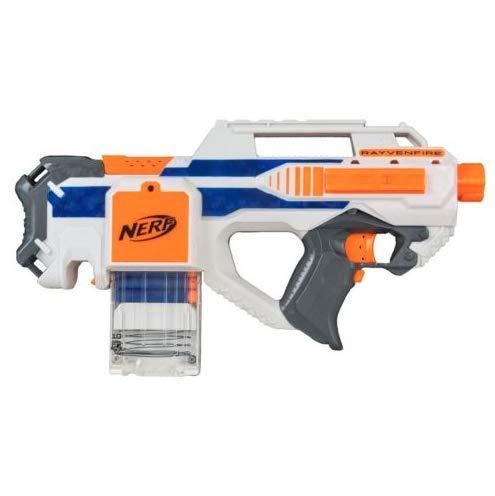pistola rayvenfire nerf