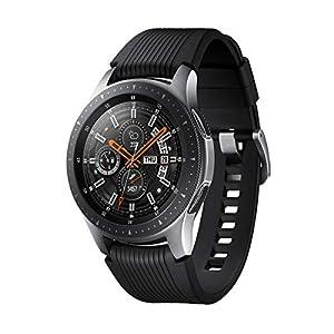 Samsung Galaxy Watch - Reloj Inteligente LTE (46 mm) Color Plata- Version española