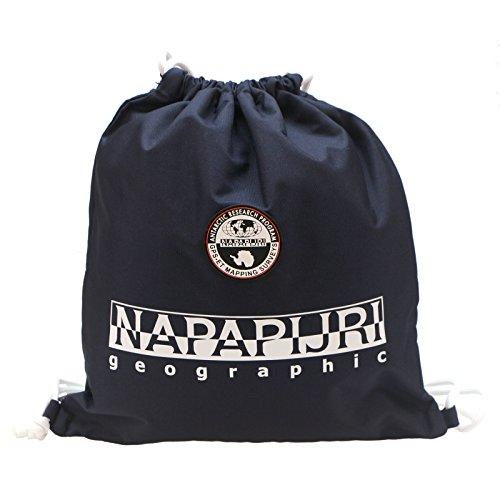 Borsa Napapijri Happy Gym Sack N0YG7X MainApps Blu