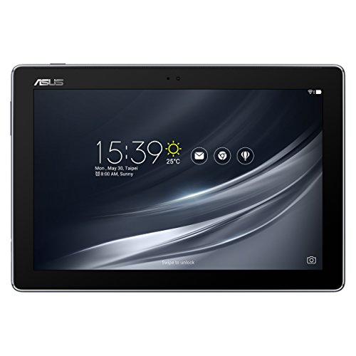 'ASUS ZenPad 10 LTE Tablet, Display mit 10.1 HD, Prozessor Mtk mt8735 a, 1.4 GHz, 2 GB RAM, Storage-16 GB No grau