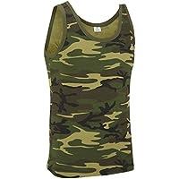 Mimetico Militare Canotta - Bosco Mimetico - Army Surplus Camouflage
