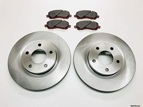 Nty 2x dischi freno anteriore e freni set calibro PM 2007-2012/Avenger 2007-2014295mm Disco diametro