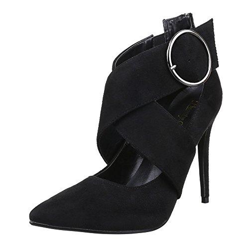 Damen Schuhe, C-3-1, PUMPS HIGH HEELS Weiß