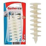 Fischer 512238 Tasselli per cappotti FID 90 K per fissaggio su pannelli isolanti, 2 Pz