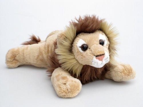 Preisvergleich Produktbild Plüschtier Löwe Baby - liegend - 40 cm