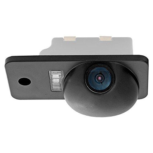 Rückfahrkamera Audi A3 A4 A6 A8 Q7 auch Avant - fahrzeugspezifische Kamera integriert in die Nummernschildbeleuchtung LED Kennzeichenbeleuchtung