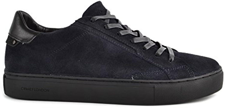 CRIME London Schuhe Undercover Sneaker Blau Herren