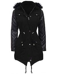 ee13bd9be91 Amazon.co.uk: Parkka - Coats / Coats & Jackets: Clothing