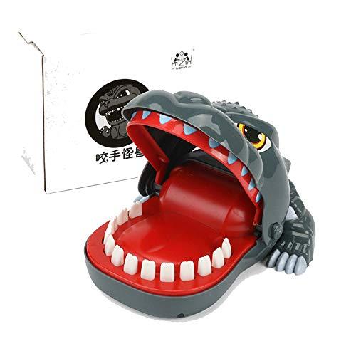 gengyouyuan Kind Erwachsener Spielzeug Spoof beißender Fingerhai-Krokodil