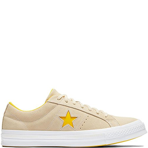 Converse Lifestyle One Star Ox Suede, Chaussures de Fitness Mixte Enfant, Rose