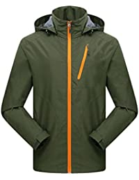 Zhuhaitf Alta calidad Mens Fashion Outdoor Casual Solid color Hooded Quick-dry Sports Jacket Outwear
