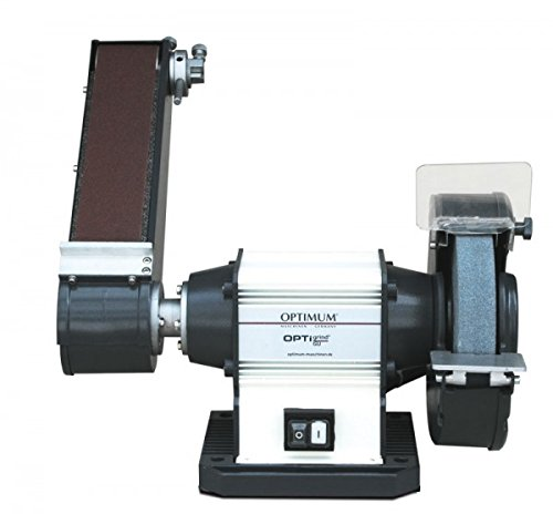 OPTIMUM 3101580 Optimum Modelo GU 25S Esmeriladora