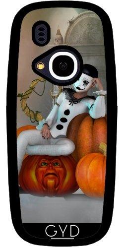 DesignedByIndependentArtists Hülle für Nokia 3310 2017 - Pumkin Clown by Illu-Pic.-A.T.Art