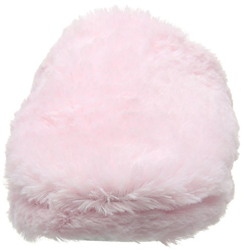 Eaze - Fur Mule Slipper, Pantofole Donna Rosa (Rosa (Pink))