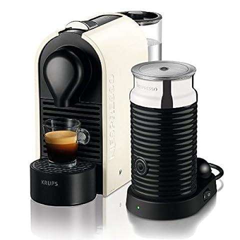 Krups XN 2511 Nespresso U Kapselmaschine / 0,8 l Wasserbehälter