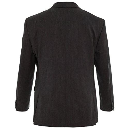 Michaelax-Fashion-Trade - Costume - À Carreaux - Manches Longues - Homme Anthrazit (70)